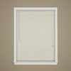 Custom Size Now by Levolor 23-in W x 42-in L Alabaster Vinyl 1-in Slat Room Darkening Mini-Blinds