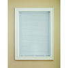Custom Size Now by Levolor 1-in White Aluminum Room Darkening Mini-Blinds