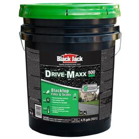 BLACK JACK 4.75-Gallon Asphalt Sealer