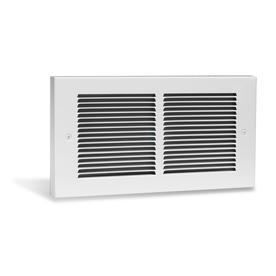 Cadet Register Plus 1,500-Watt 120-Volt Heater Fan Heater (14-in L x 7.375-in H Grille)