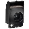 Cadet Com-Pak 2,000-Watt 208/240-Volt Fan Heater (4-in L x 11.5-in H Grille)