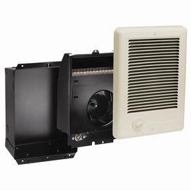 Cadet Com-Pak Plus 1,000-Watt 120-Volt Fan Heater (4-in L x 12-in H Grille)
