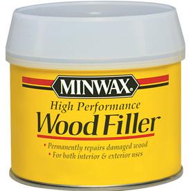 Shop Minwax High Performance Wood Filler At