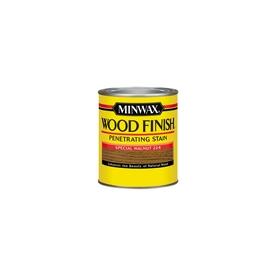 Minwax Wood Finish 8-fl oz Special Walnut Oil-Based Interior Stain