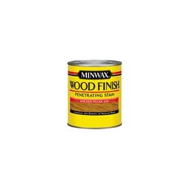 Minwax Wood Finish 8-fl oz Golden Pecan Oil-Based Interior Stain