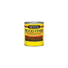 Minwax Wood Finish 8-fl oz Dark Walnut Oil-Based Interior Stain