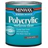 Minwax Half-Pint Polycrylic Satin Polyurethane