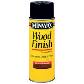 Minwax 11.5 oz. Red Mahogany Interior Aerosol Stain