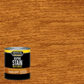 Shop Minwax Classic Cherry Oil Based 32 Fl Oz Interior Stain At