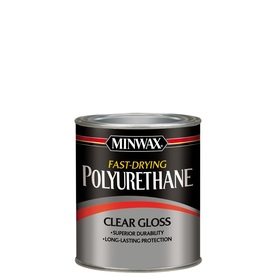 Minwax Quart Fast-Drying Gloss Polyurethane