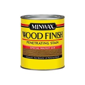 Minwax Wood Finish 32-fl oz Special Walnut Oil-Based Interior Stain
