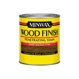 Minwax Quart Dark Walnut Stain