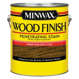 Minwax Gallon Dark Walnut Wood Finish