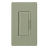 Lutron Maestro Satin 8.3-Amp Greenbriar Digital Dimmer