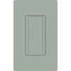 Lutron 8-Amp Maestro Bluestone Combination Decorator Light Switch