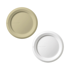 Lutron Rotary 2-Pack White and Ivory Replacement Rotary Knob