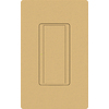Lutron 8-Amp Maestro Goldstone Combination Decorator Light Switch
