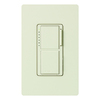 Lutron Maestro 300-Watt Light Almond Digital Dimmer