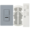 Lutron Maestro IR 3-Way Bluestone Combination Dimmer and Fan Control