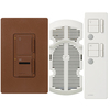 Lutron Maestro IR 3-Way Sienna Combination Dimmer and Fan Control