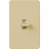Lutron Glyder 5-Amp 600-Watt Brown Slide Fan Control