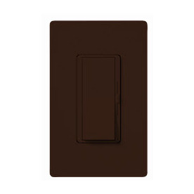 Lutron Diva 5-Amp Brown Preset Dimmer