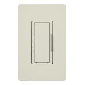 Lutron Maestro 5-Amp 600-Watt Light Almond Digital Dimmer