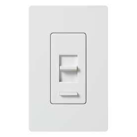 Lutron Lumea Eco-Dim 3-Way White Dimmer