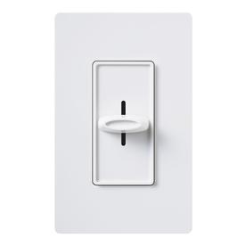 Lutron Skylark 3-Speed 1.5-Amp White Indoor Slide Fan Control