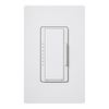 Lutron Maestro 5-Amp White Digital Dimmer
