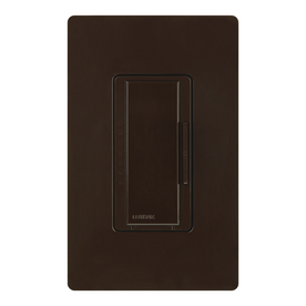 Lutron Maestro 5-Amp Brown Digital Dimmer