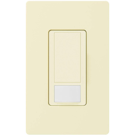 Lutron Maestro 1-Switch 2-Amp Single Pole Almond Indoor Motion Occupancy/Vacancy Sensor