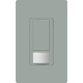 Lutron Maestro 1-Switch 5-Amp 3-Way Double Pole Bluestone Indoor Motion Occupancy/Vacancy Sensor
