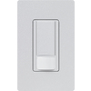 Lutron Maestro 1-Switch 5-Amp 3-Way Double Pole Palladium Indoor Motion Occupancy/Vacancy Sensor