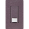 Lutron 5-Amp Maestro Plum Combination Occupancy Decorator Light Switch