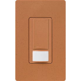 Lutron Maestro 1-Switch 5-Amp 3-Way Double Pole Terracotta Indoor Motion Occupancy/Vacancy Sensor