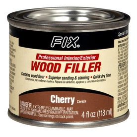 PL FI:X 4 oz Solvent Wood Patching Compound