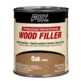 PL FI:X 16-oz Wood Filler Oak