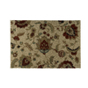 allen + roth Cliffony Cream Rectangular Indoor Woven Throw Rug (Common: 2 x 3; Actual: 23-in W x 39-in L)
