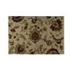 allen + roth Cliffony Cream Rectangular Indoor Woven Throw Rug (Common: 2 x 3; Actual: 23-in W x 39-in L)