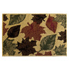 Orian Rugs Harvest 19-in x 29-in Rectangular Beige Accent Rug
