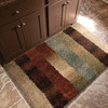 Orian Rugs Fading Panel Multicolor Rectangular Indoor Woven Throw Rug (Common: 2 x 3; Actual: 23-in W x 39-in L)