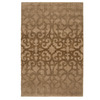 allen + roth Carolina Wild 5-ft 3-in x 7-ft 6-in Rectangular Beige Transitional Area Rug