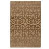 Orian Rugs Bastille Bisque Rectangular Indoor Woven Area Rug (Common: 8 x 10; Actual: 94-in W x 120-in L)
