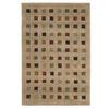 Orian Rugs Uptown Bisque Rectangular Indoor Woven Area Rug (Common: 8 x 10; Actual: 94-in W x 120-in L)