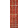 allen + roth Heritage 23-in W x 89-in L Red/Pink Runner