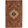 Orian Rugs Heritage 23-in x 39-in Rectangular Red Geometric Accent Rug
