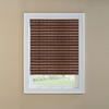 Custom Size Now by Levolor Light Filtering Bamboo Natural Roman Shade