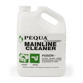 PEQUA 128-oz Mainline Cleaner