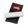 Smith's 4-in Natural Arkansas Sharpening Stone with Fabric Pouch